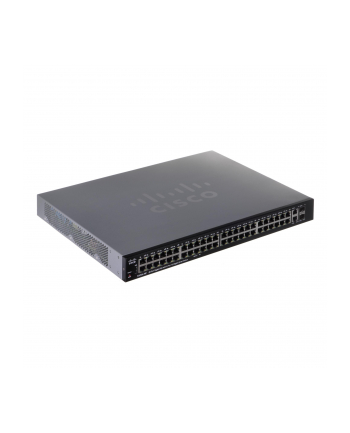 cisco systems Cisco SG250X-48P 48-Port Gigabit PoE Smart Switch with 10G Uplinks