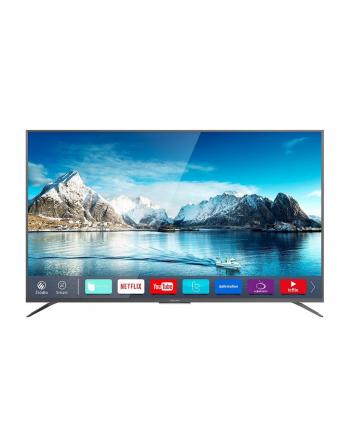 lechpol zbigniew leszek TV Kruger&Matz 65'' X Series UHD DVB-T2/S2 4k smart