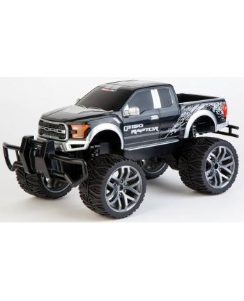 carrera toys Auto na radio Ford F-150 Raptor SVT czarny 142027 Carrera