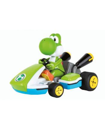 carrera toys Auto na radio Mario Yoshi Kart z dźwiękiem 162108 Carrera