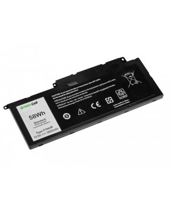 Bateria Green Cell F7HVR do Dell Inspiron 15 7537 17 7737 7746, Dell Vostro 14 5