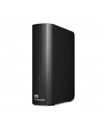 western digital Dysk zewnętrzny WD Elements Desktop, 3.5'', 10TB, USB 3.0, czarny