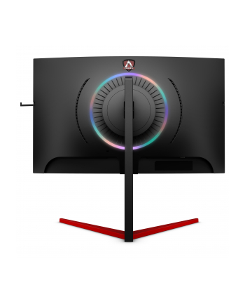 Monitor gamingowy AOC AGON AG273QCG 27'' Curved TN 2560x1440, HDMI, USB, DP