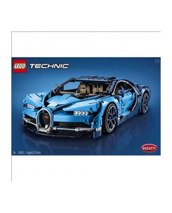 LEGO 42083 TECHNIC Bugatti Chiron p