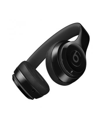 apple Słuchawki bezprzewodowe nauszne Beats Solo3 Wireless - czarne błyszczące