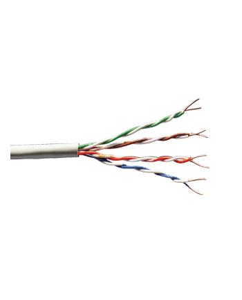Kabel U/UTP kat.5E linka AWG 24/7 Digitus Network k. 305m, 15 LGW