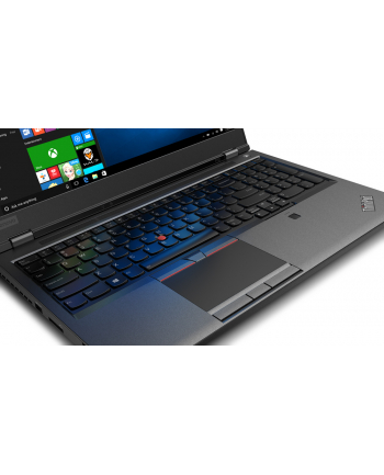 lenovo Notebook ThinkPad P52 20M9001QPB W10Pro E3-2176M/8GB+8GB/512GB/P2000 4GB/15.6 FHD/3YRS CI