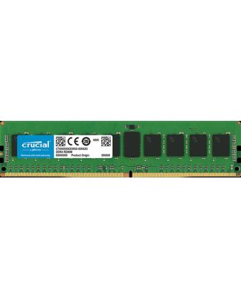 crucial Pamięć serwerowa DDR4   8GB/2666(1*8) ECC Reg CL19 RDIMM DRx8