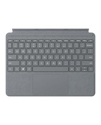 microsoft Klawiatura Surface GO Type Cover Commercial Platinum KCT-00013
