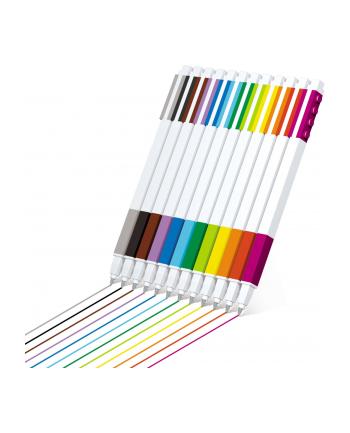 Kolorowe długopisy żelowe LEGO® (12 szt.)
