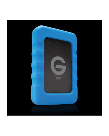 g-technology Dysk zewnętrzny G-DRIVE ev RaW SSD, 2.5'', 500GB, USB 3.0, czarny