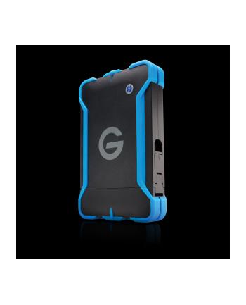 g-technology Dysk zewnętrzny G-DRIVE ev ATC Thunderbolt, 2.5'', 1TB, USB 3.0, czarny