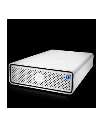 g-technology Dysk zewnętrzny G-DRIVE Thunderbolt 3, 3.5'', 8TB, USB 3.1, srebrny