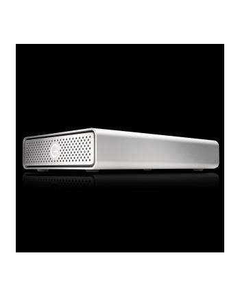 g-technology Dysk zewnętrzny G-DRIVE USB-C, 3.5'', 4TB, USB 3.1, srebrny