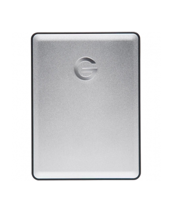 g-technology Dysk zewnętrzny G-DRIVE mobile, 2.5'', 4TB, USB 3.0, srebrny