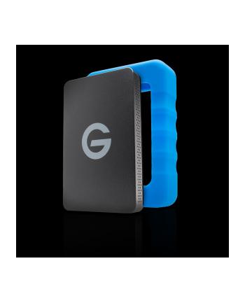 g-technology Dysk zewnętrzny G-DRIVE ev RaW, 2.5'', 2TB, USB 3.0, czarny