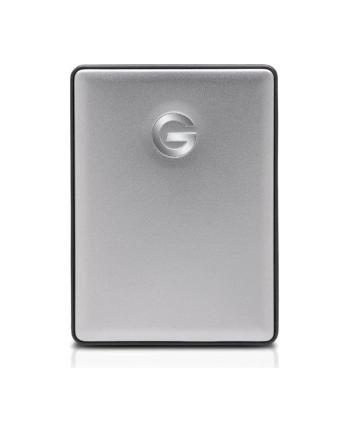 g-technology Dysk zewnętrzny G-DRIVE mobile USB-C, 2.5'', 2TB, USB 3.1, szary
