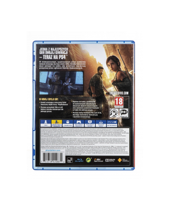 sony PS4 PlayStation HITS The Last Of Us Remastered