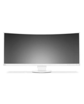 Monitor NEC EX341R 34'', panel VA, 3440x1440, DP, HDMI, Biały