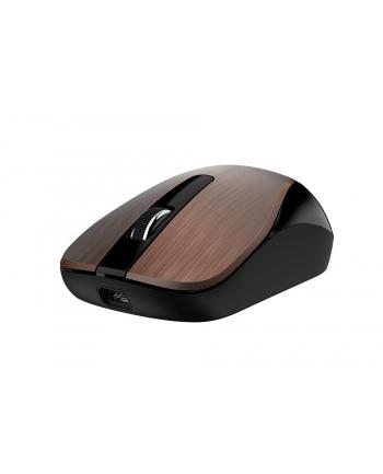 Mysz optyczna bezprzewodowa Genius ECO-8015, Chocolate