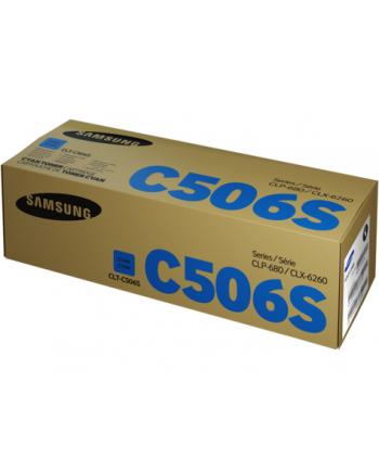 Toner HP Samsung CLT-C506S Cyan   1 500str   CLP-680ND/CLX-6260