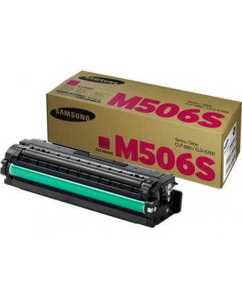 Toner HP Samsung CLT-M506S Magenta   1 500str   CLP-680ND/CLX-6260