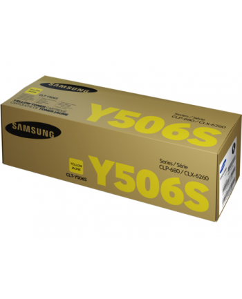 Toner HP Samsung CLT-Y506S Yellow | 1 500str | CLP-680ND/CLX-6260