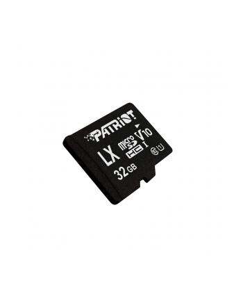 Patriot LX Series 32GB UHS-1 C10 V10 up to 90MB/s