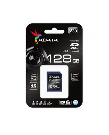 ADATA Premier Pro SDXC UHS-I U3 128GB 95/60 MB/s