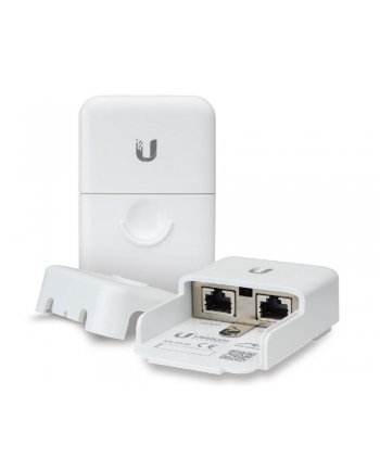 Ubiquiti Networks Ubiquiti ETH-SP Gen 2 Ethernet Surge Protector - Data Line Protection (PoE)
