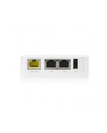 Zyxel NWA1302 AC Standalone / NebulaFlex Wall Plate Wireless Access Point