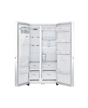 lg electronics Chłodziarko-zamrażarka GSL761SWYV SbS