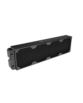 thermaltake Radiator Pacific CL480 (480mm, 5x G 1/4, miedź) czarny