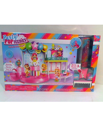 PARTY POP Girls Super impreza zestaw 6043875 Spin Master