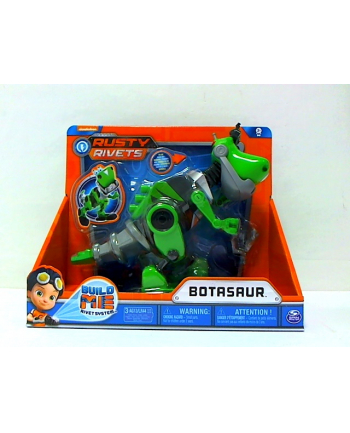 spin master Rusty Rivets Botasaur 6045200
