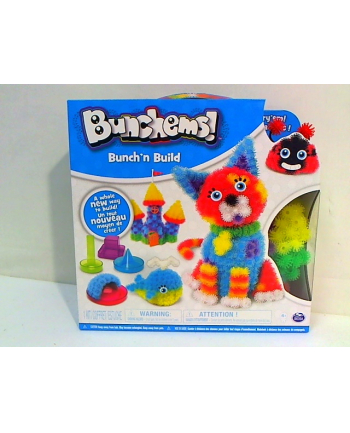 BUNCHEMS Formy i kształty 6044156 Spin Master