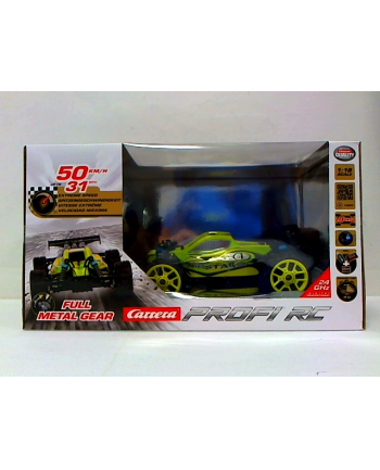 carrera toys Auto na radio Lime Star PX Profi 183012 Carrera