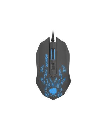 natec Mysz Fury Brawler 1600 DPI dla graczy podświetlenie