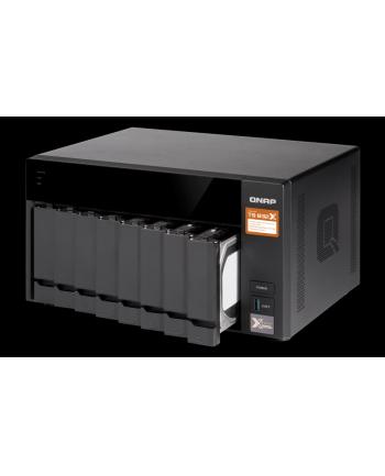 qnap Serwer NAS TS-832X-8G  8x0HDD 8GB DDR4/2400 10GbE/USB3.0