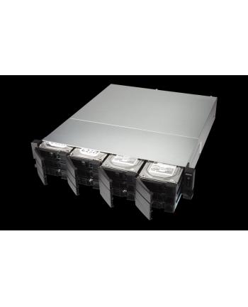 qnap Serwer NAS TS-1232XU-RP-4G 12x0HDD 4GR RAM/4,1,7GHz/2xATX 250W RACK