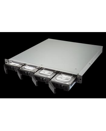 qnap Serwer NAS TS-432XU-RP-2G 4x0HDD 2GB RAM/4x1,7GHz/4xusb3.1/rack