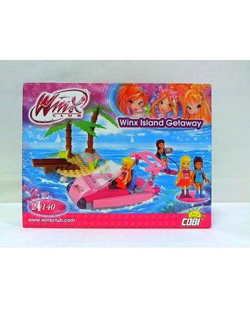 COBI 25145 Winx Island Getaway 140kl.