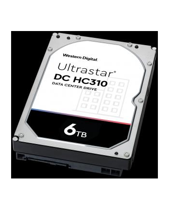 western digital Dysk twardy ULTRASTAR 7K6 6TB 3,5 SAS 512E SE P3