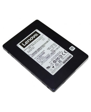lenovo Dysk ThinkSystem 2.5 5200 960GB Entry SATA 6Gb Hot Swap SSD