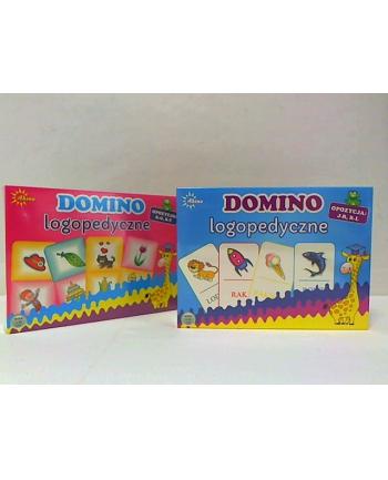 abino Domino logopedyczne J-R R-L / K-G K-T 72762