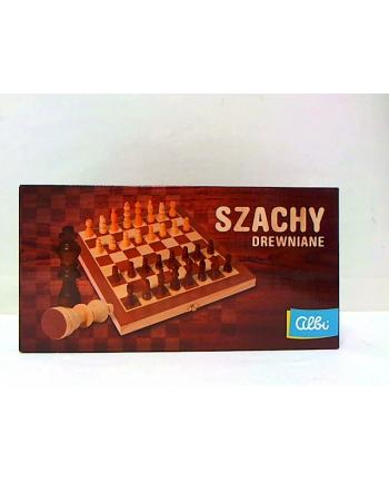 albi Szachy drewniane PMN 34793