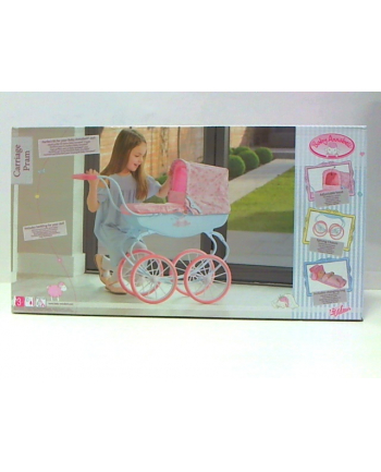 baby born wÓzki BABY ANNABELL wózek klasyczny retro 1423573