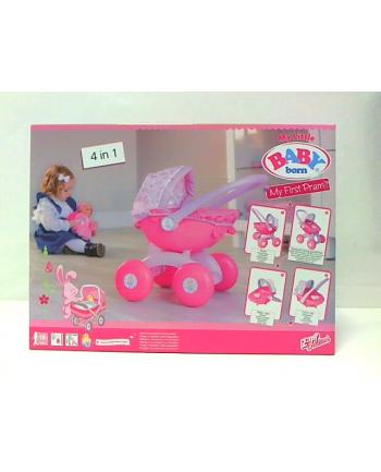 baby born wÓzki BABY BORN My First Pram wózek 4w1 1423576