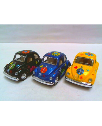 hipo Auto VW Beetle kolorowy HXKT115