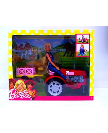 mattel Barbie farmerka na traktorze FRM18 /2